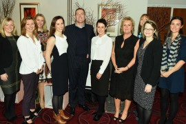 The 2nd Middlesbrough and Teesside Philanthropic Foundation Ladies Lunch was held in Jurys Inn Hotel (Formerly The Thistle) on Thursday 19th November. 19/11/15  Pic Doug Moody Photography.